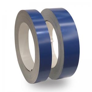 Mavi Mat Alüminyum Şerit Rulo 0,60mm 100metre  6cm ve 8cm