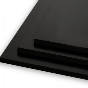 4,6mm Siyah Dekota Levha