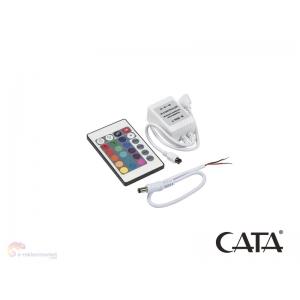 Cata RGB Led Kontrol Cihazı 5 A / 60 W Kumandalı
