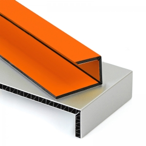 Turuncu Kompozit Panel Saray Aluboard 125x320cm