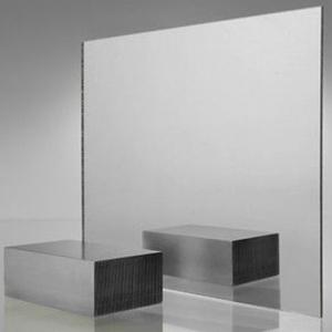 Gümüş Parlak Kompozit Panel Saray Alüminyum 125x320cm