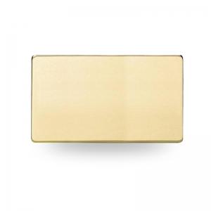 Altın Parlak Krom Levhalar 122x244cm