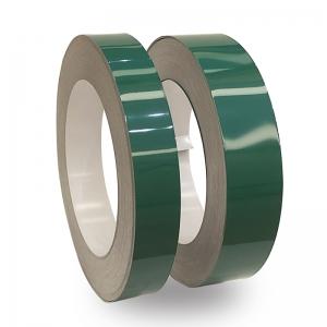 Yeşil Parlak Alüminyum Şerit Rulo 0,60mm 100metre 6cm ve 8cm