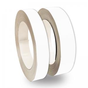 0,60mm Beyaz Parlak Alüminyum Şerit Rulo 100 metre 6cm ve 8 cm