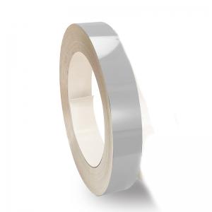 0,60mm Gümüş Parlak Alüminyum Şerit Rulo 50 metre 5cm