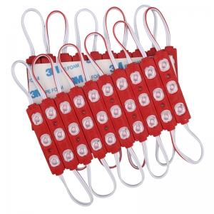 1,2W Kırmızı Mercekli Enjeksiyon Modül Led