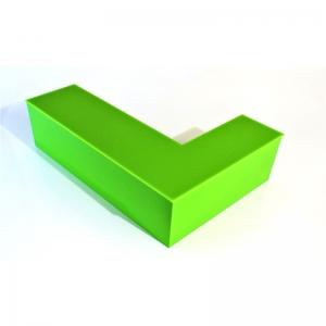 Fıstık Yeşili Pleksi Levha