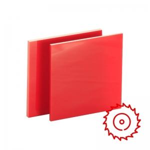 Kırmızı Pleksi Levha