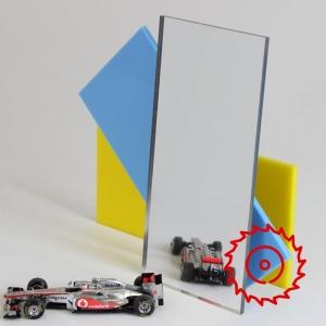 Gümüş Ayna Pleksi Levha