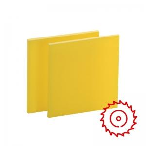 Sarı Pleksi Levha